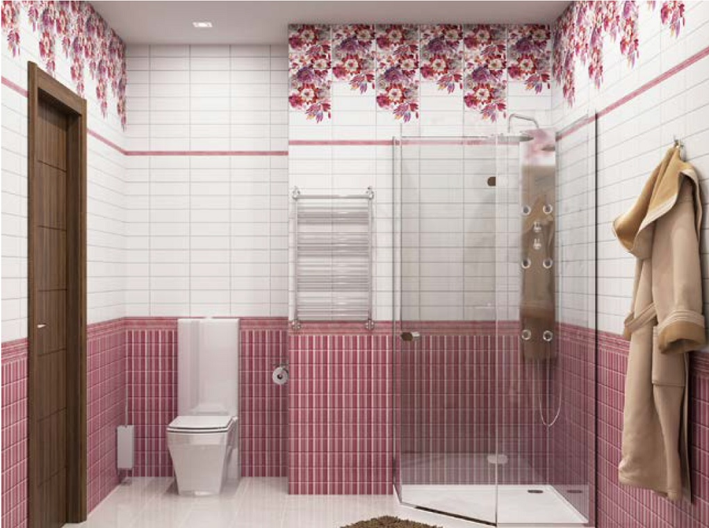 Фото пластиковых панелей для ванной