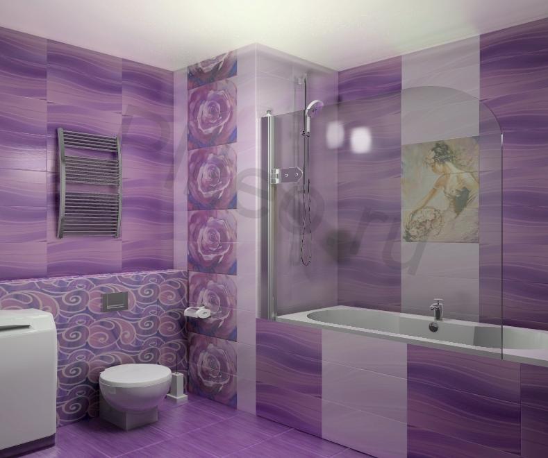 Плитка арабески для ванной комнаты дизайн
